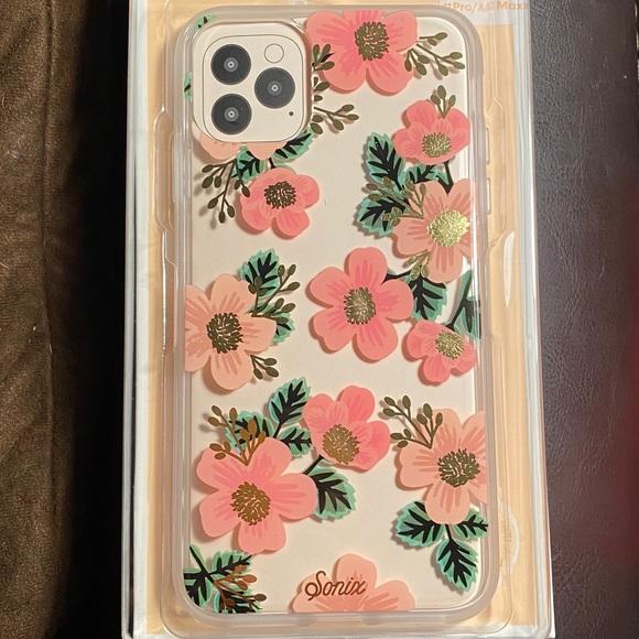 Sonix Case iPhone 11 Pro Max/XS Max Floral Design